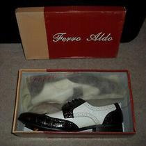 New in Box Ferro Aldo Brown-266 Size 9 1/2
