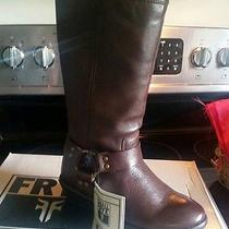 New in Box Frye Boots Girls Sz 12.5 Photo