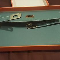 New in Box Hermes Kelly Wallet Photo