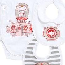 New in Box Little Marc Jacobs Onesie and Bib Box Set Photo