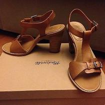 New in Box - Madewell Loren Heel - Size 6 Photo