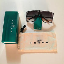 New in Box Marni for h&m Women's Sunglasses Photo