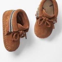 New in Box Minnetonka Moccasin Size Infant 3 Photo