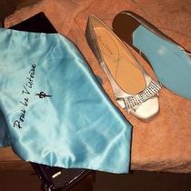New in Box Pour La Victoire Wedding Shoes
