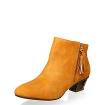 New  in Box Schutz Francine Boot Nugget Photo