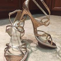 New in Box See by Chloe Rose Gold Shoes Photo