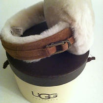New in Box Ugg Shearling Ear Muffs Photo