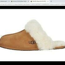 New in Boxwomen's Shoes Ugg Scuffette Ii Slide Slippers 5561 Chestnut Size 8 Photo