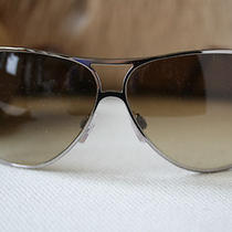 New in Case Tods Braid Temple Aviator Sunglasses Photo