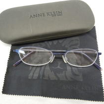 New in Case -Womens Anne Klein Optical Eyeglasses - Styleak7505- 15.00 Photo