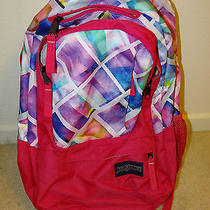 New Jansport Backpack With Laptop Sleeve Photo