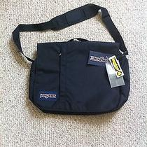 New Jansport Market Street Messenger Laptop Bag Shoulder 15