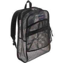 New Jansport  Mesh Backpack Book Bag   Photo