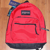 New Jansport Right Pack  Digital Ed 31l Backpack Red Tape 15