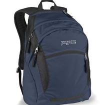 New Jansport Wasabi Backpack (Navy) Photo