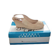 New Jeffrey Campbell Wedge Wow  Photo