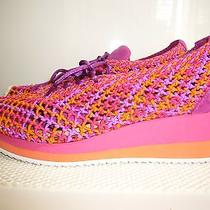 New Jeffrey Campbell Woven Sneakers Photo