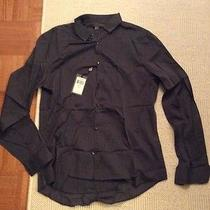New John Varvatos Slim Fit Shirt (Black) Photo