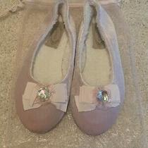 New Joyfolie Isabella Slippers in Blush - Youth Size 3 Photo