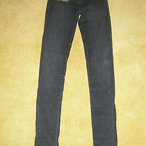 New Juicy Couture Waverly Gray 5p Leggings W/zippers Women's Msrp 128 Size M Photo
