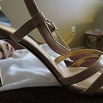 New Kate Spade High Heel Shoes 10b Blush Original 320.00 With Tags Photo