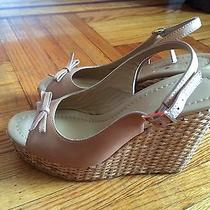 New Kate Spade New York Women's Wedge Shoes Size 8m Photo