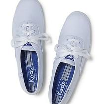 New Keds Champion Canvas Originals Sneakers in White Size 41 Photo