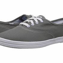 New Keds Champion Graphite Canvas Tennis Shoes Sneakers 7.5 M Photo