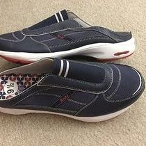 New Keds Sport Toning  Style Navy Sneaker Shoes Size 9.5 M Style Wh38860 Photo