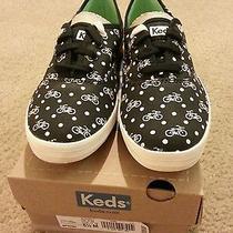 New Keds Women's Bike Dot Oxford Sneakerssize 6.5 Photo