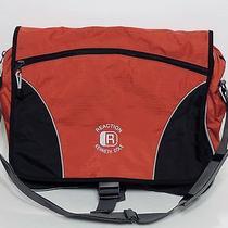 New Kenneth Cole Reaction Messenger Bag Computer Laptop Bag  Photo