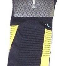 New Kobe 8 System Nike Basketball Socks X-Large (Shoe 12-15) Black/yellow Nwt Photo