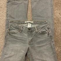 New Ladies Gap Grey Jeans Size 8 Rrp 60 Photo