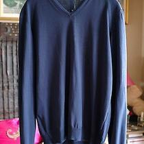 New Lanvin Mens Sweater Top Jacket Suit Orig 995 Sz Xl Photo