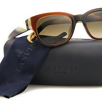 New Lanvin Sunglasses Women Sln 559 Multi-Color 0alh Sln559 52mm Photo