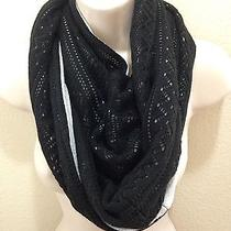 New Laundry by Shelli Segal Women's Infiniti Scarf Double Sided One Size. 48 Photo
