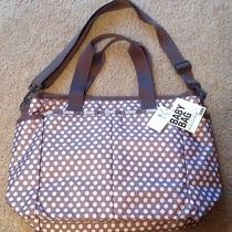 New Lesportsac Diaper Bag - Pinkie Dot Photo