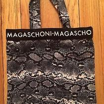 New  / Limited Edition  Magaschoni (Petite Tote / New With Tags) Photo