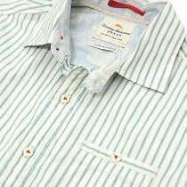 New Long Sleeve Island Modern Shirt Medium Tommy Bahama M Photo