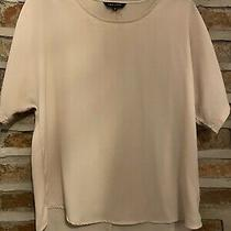 New Look Blush Pink T Shirt Blouse Top 10 Photo