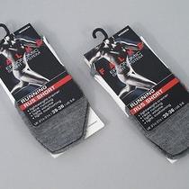 New Lot 2 Pair Falke Ru5 Short Running Socks  Women's Eu 35-36 Us 5-6 White Photo