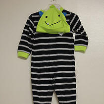 New Lot of 3 Just One You by Carters Sleep & Play and Hat Set Size 3 Months Photo