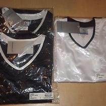 New Lot of 3 Reebok Ladies Womens Nylon/polyester Gym Sport Workout Shirt Vest S Photo