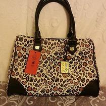New Loungefly Hello Kitty Sanrio Leopard Tote/handbag/purse Nwts Photo