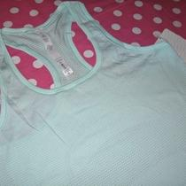 New Lululemon Run Swiftly Racerback Tank Mint Moment Aqua Yoga Shirt Size 8 Nwt Photo