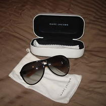 New Marc Jacobs Designer Aviator Style High End Stylish Sunglasses Shades Hot Photo