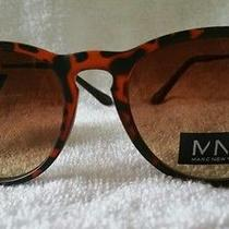 New Marc New York  Havana Brown  Sunglasses Photo