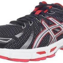 New Men's 10 Black/red Gel-Exalt  Running Shoes by Asics   % Photo