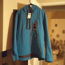 New Men's Carhartt Softshell Hooded Jacket Coat - Size Xxl (2xl) Photo