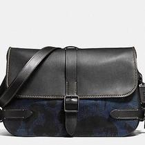 New Men's Coach Messenger Bag  Photo